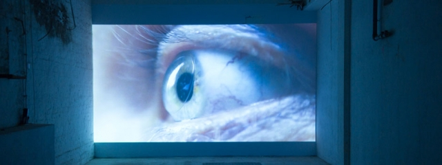 Auszug einer Videoinstallation von Susanne Hoffmann