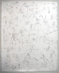 Linn Bode, Zeichnung