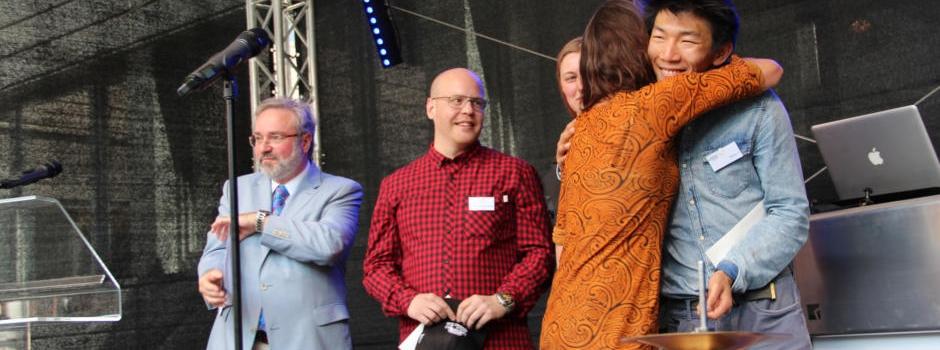 Header CES Kunstpreis: Preisverleihung