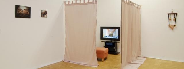 Johanna Blank Ausstellungssituation