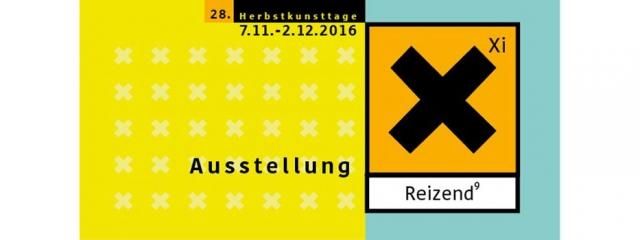 Reizend^9 Webeinladung Ausstellung Freihe Bildene Kunst HKS Ottersberg
