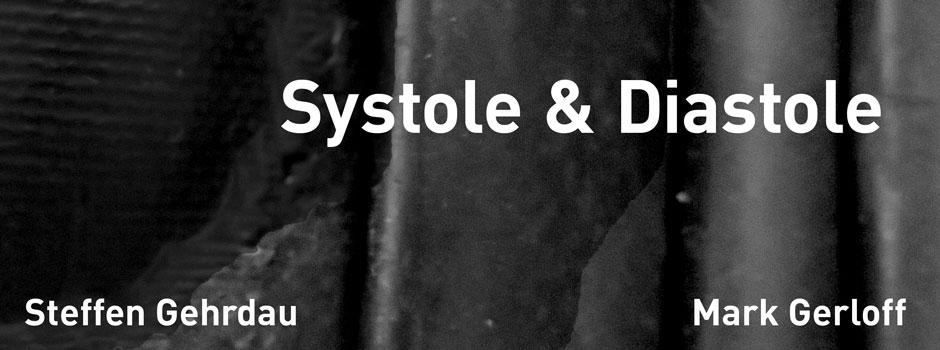 Steffen Gehrdau und Marc Gerloff - Systole & Diastole